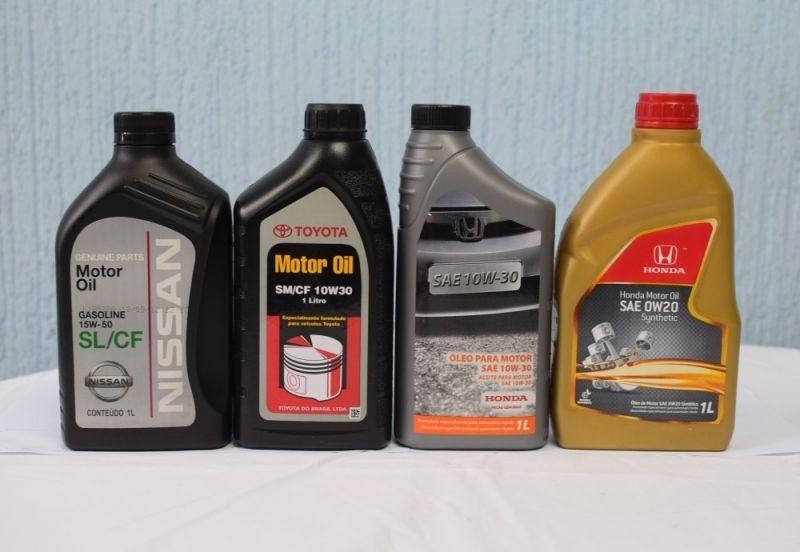 Loja de óleo para Autos Sp na Vila Andrade - Loja de óleo Sintético